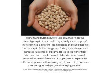 Legume Science Post #17 - May 23, 2021 - Are Beans Actually the Musical Fruit?