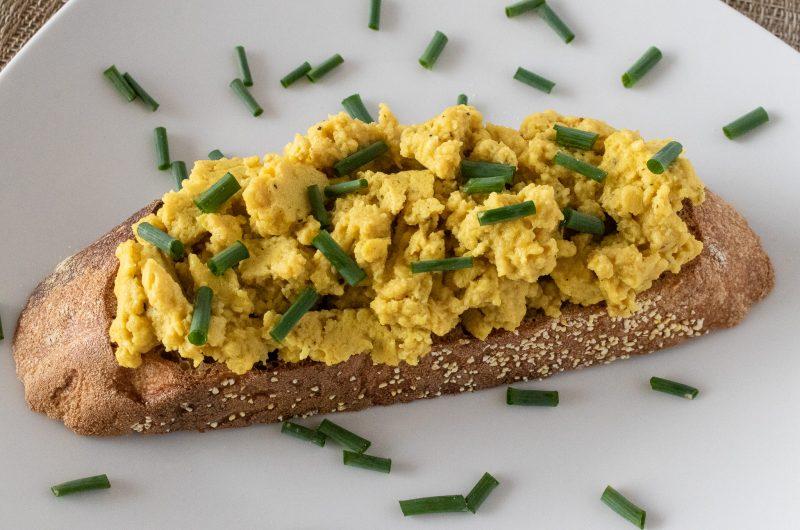 Our Favorite Scrambled Eggs