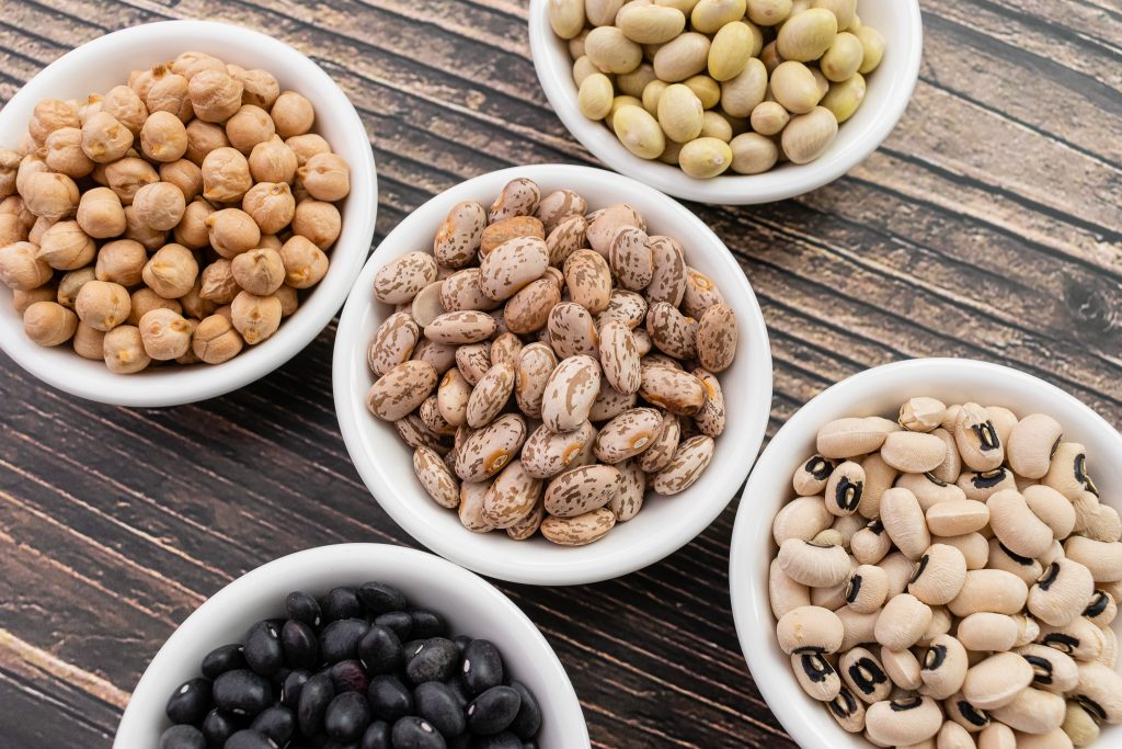 Types of Colorado Proud beans