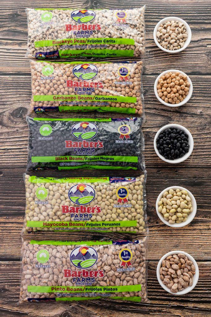 Colorado Proud beans