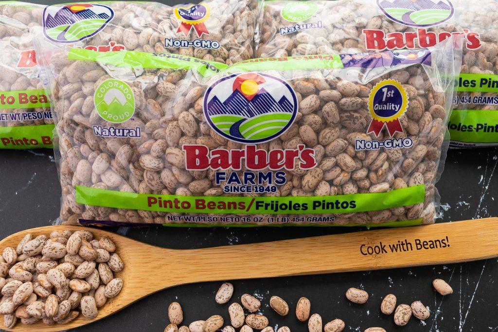 Colorado Proud pinto beans