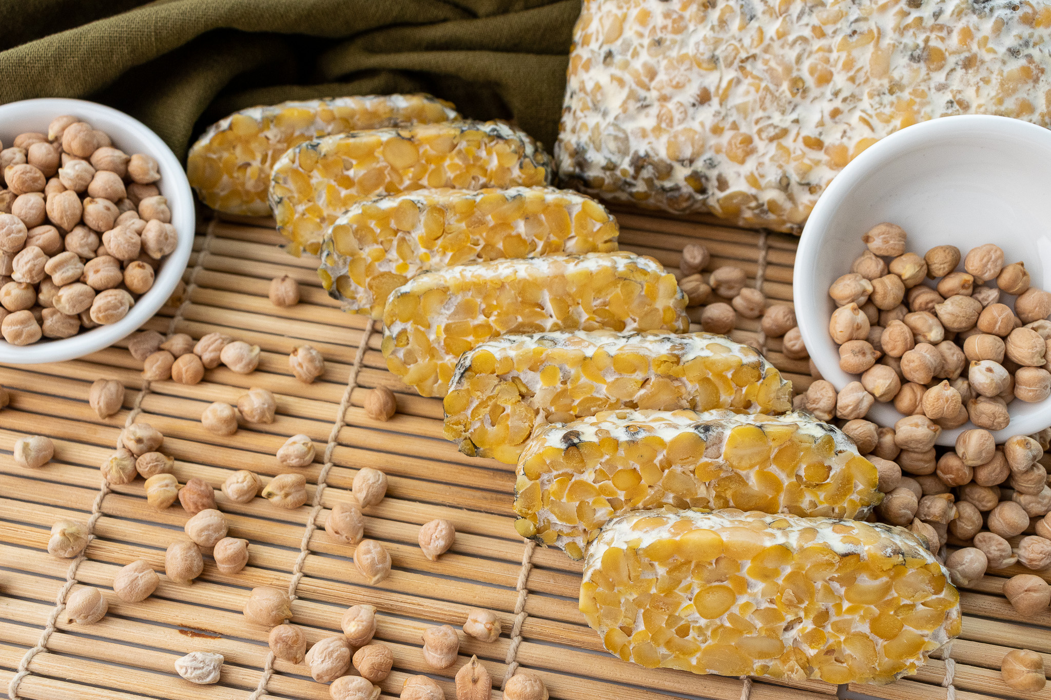 Project Umami Tempeh-Chickpea
