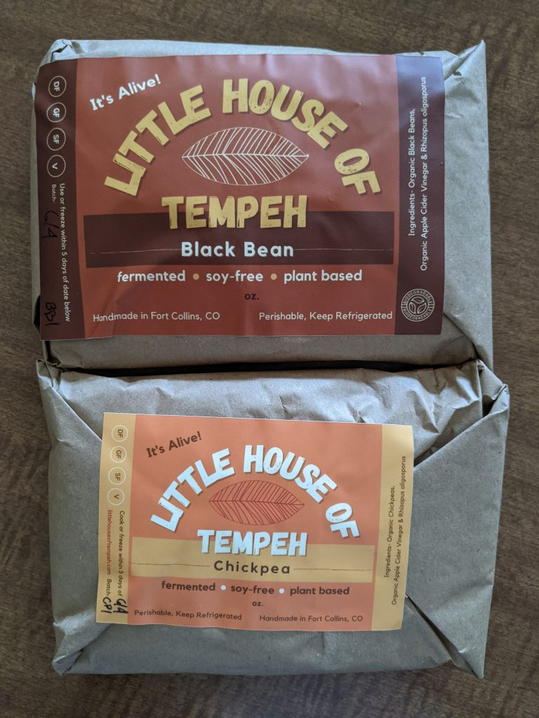 Little House of Tempeh