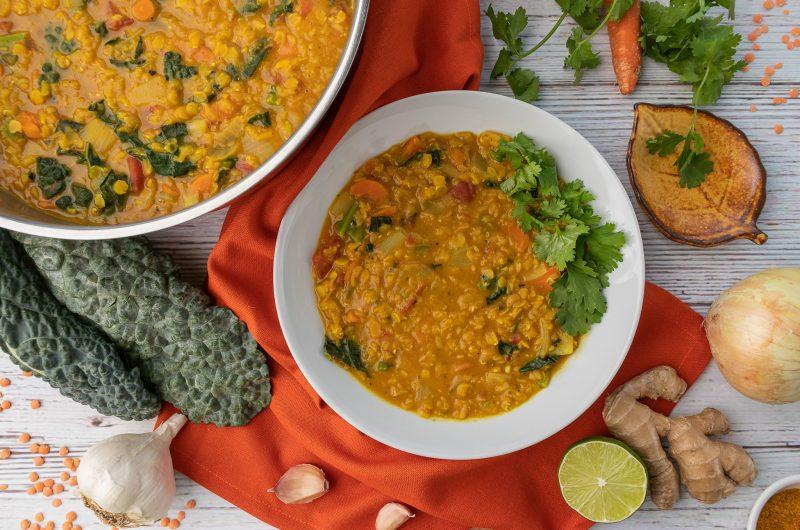 Warming Lentil Curry